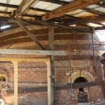brink kilns at the Archie Bray Foundation for the Ceramic Arts, Helena, Montana