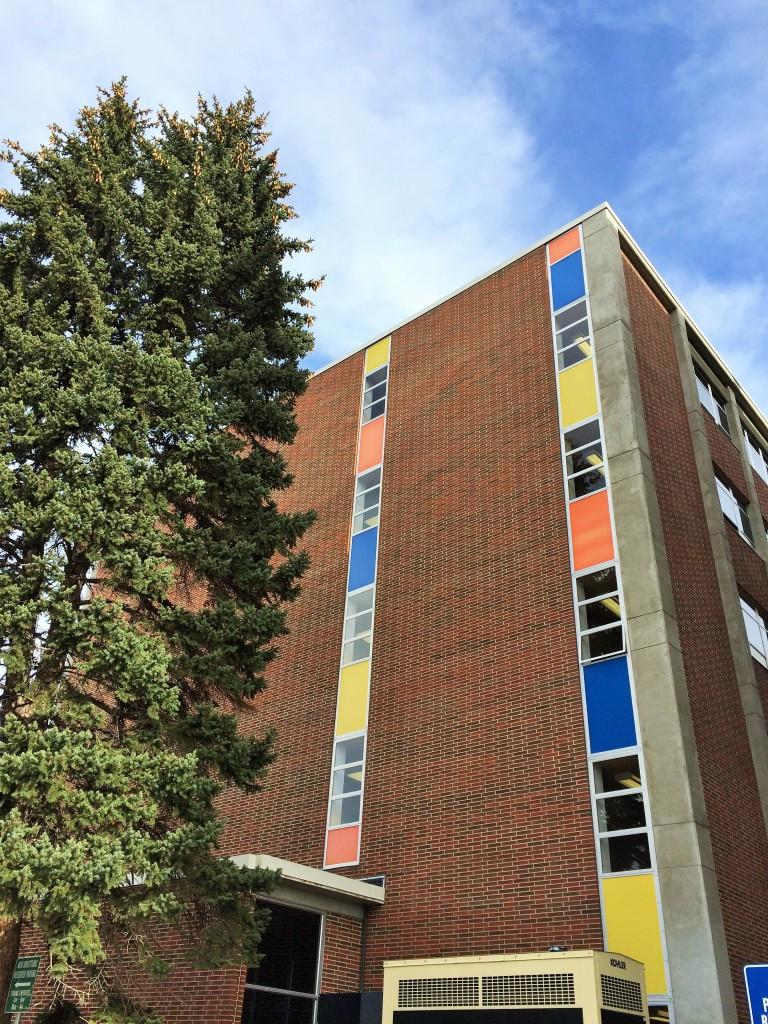 Health Sciences Building, University of Montana
