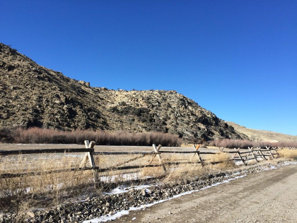Hells Canyon Guard Station Beaverhead Deerlodge National