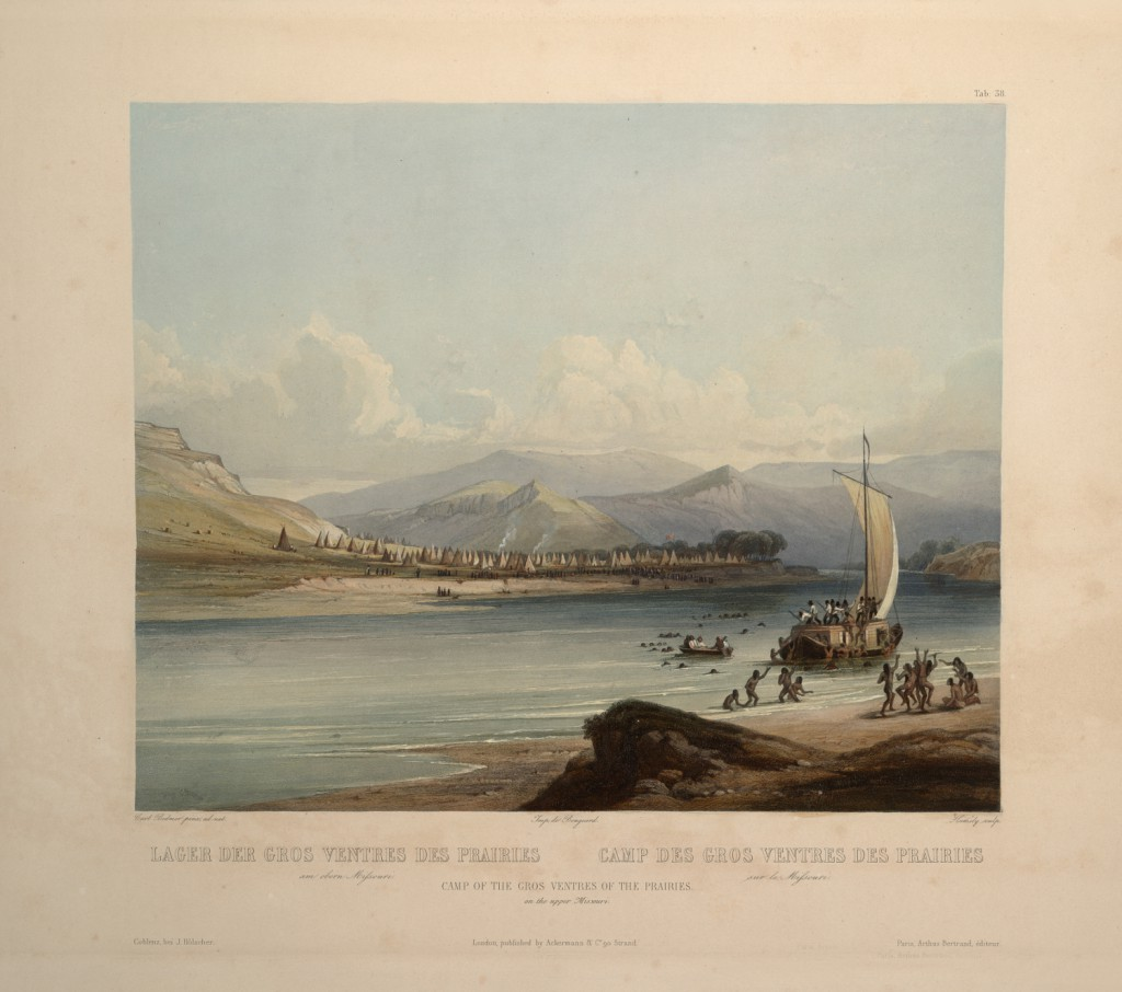 Karl Bodmer. From commons.wikimedia.org