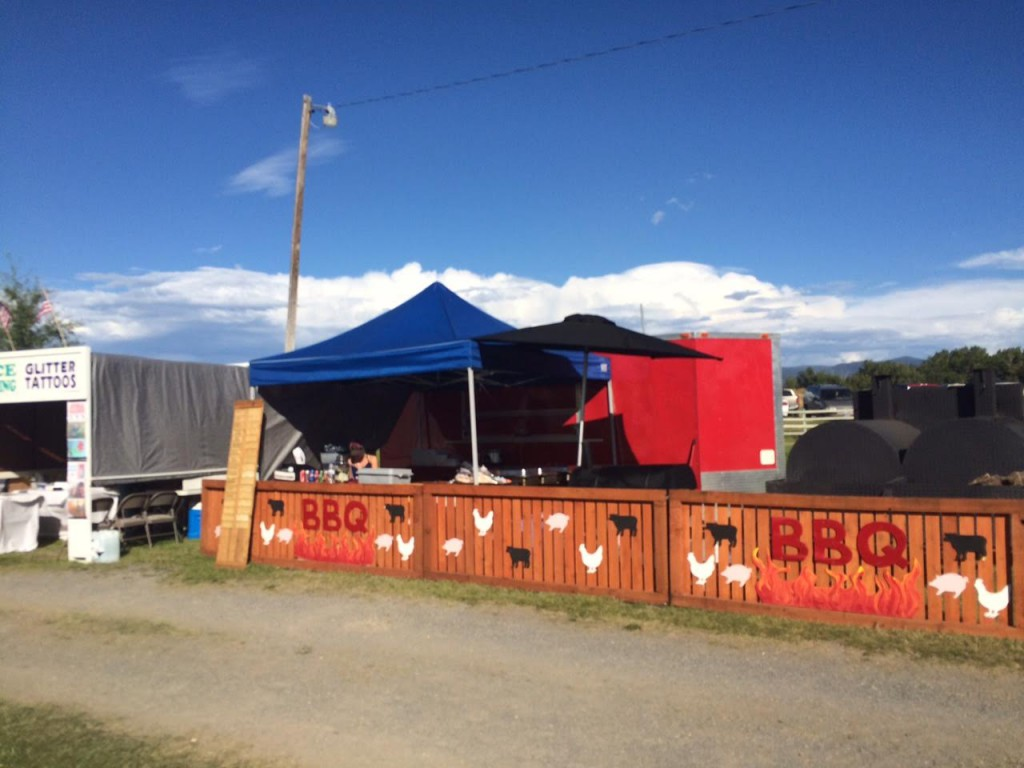 Local & Delicious Fair Food